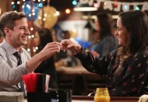 brooklyn nine nine season 7 episode 6 jake amy trying baby