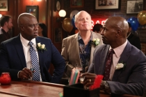 'Brooklyn Nine-Nine' Boss on Hitchcock's 'Fairytale' Love: 'It's a Tale as Old as Time...'