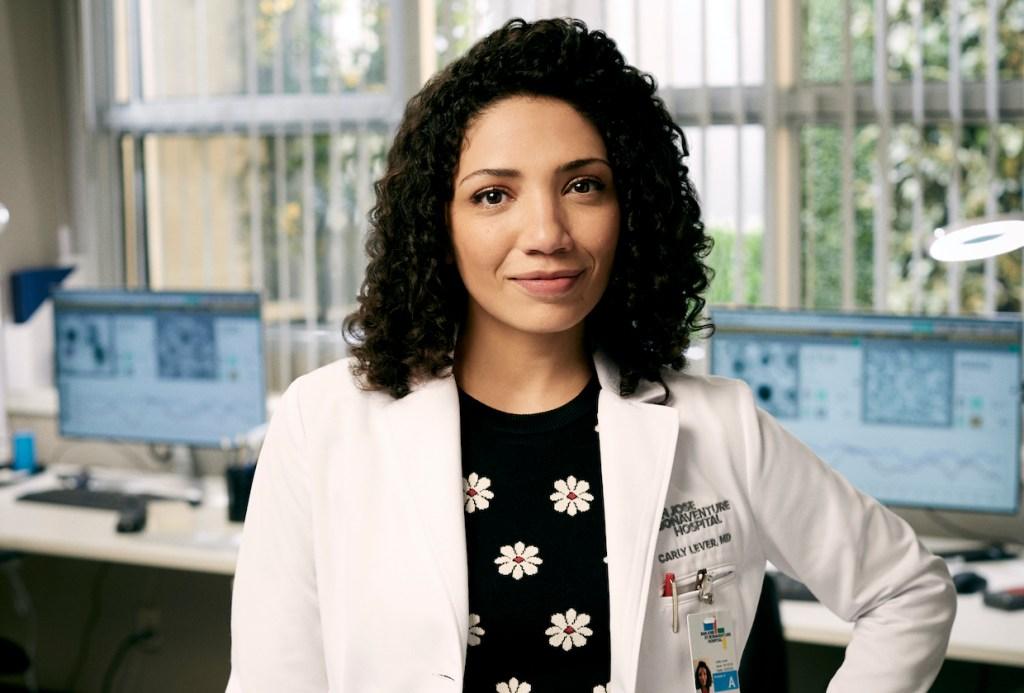 Jasika Nicole on 'The Good Doctor'