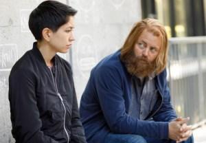 Devs Series Premiere Nick Offerman FX on Hulu