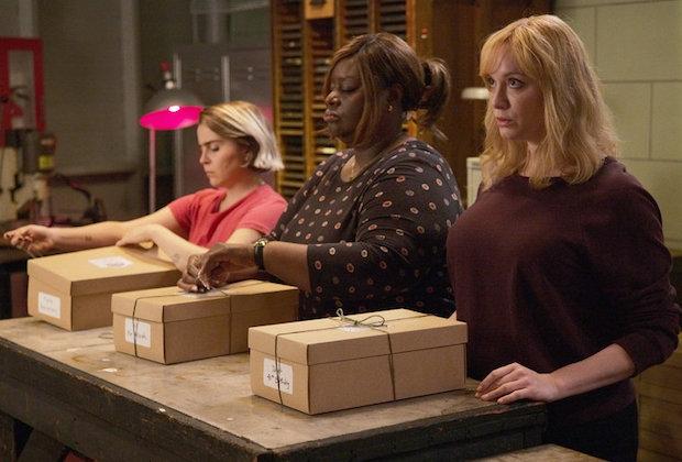 TV Ratings Good Girls