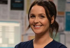 Greys Anatomy Luddington Pregnant