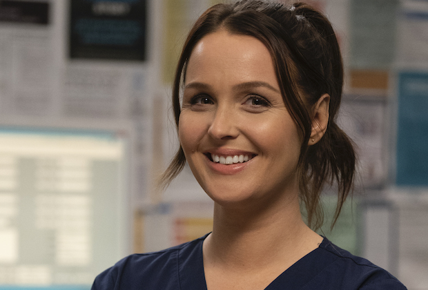 Greys Anatomy Luddington Pregnant