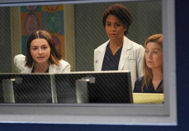 Grey S Anatomy Recap Season 16 Episode 20 Sing It Again Tvline