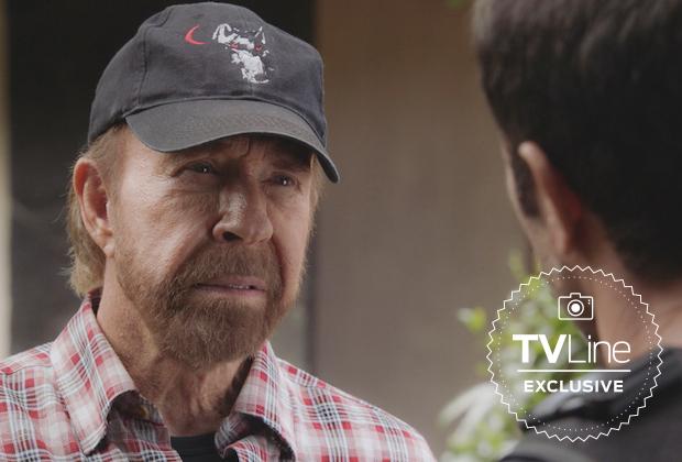 Hawaii Five-0 Chuck Norris