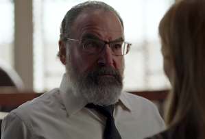 Homeland Season 8 Episode 5 Mandy Patinkin Saul