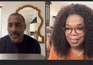 Idris Elba Oprah Winfrey Coronavirus