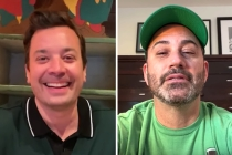 Fallon and Kimmel Raise Money for Charity With Quarantine Monologues About Pillow Forts and Frozen 2