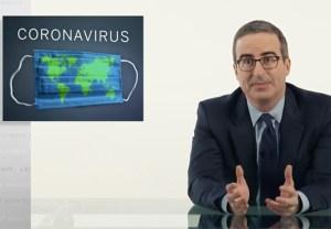 John Oliver Coronavirus