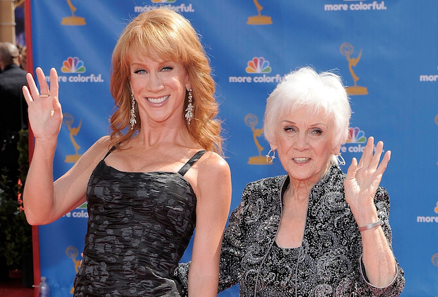 Kathy and Maggie Griffin