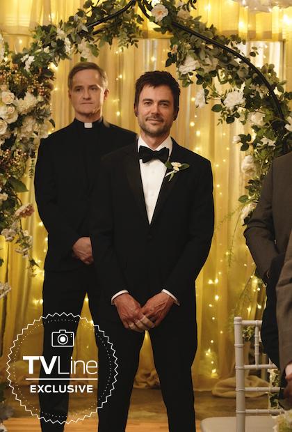 Manifest 2x12 Wedding