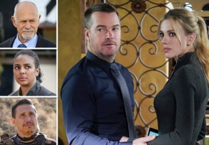 NCIS Los Angeles Recurring Characters