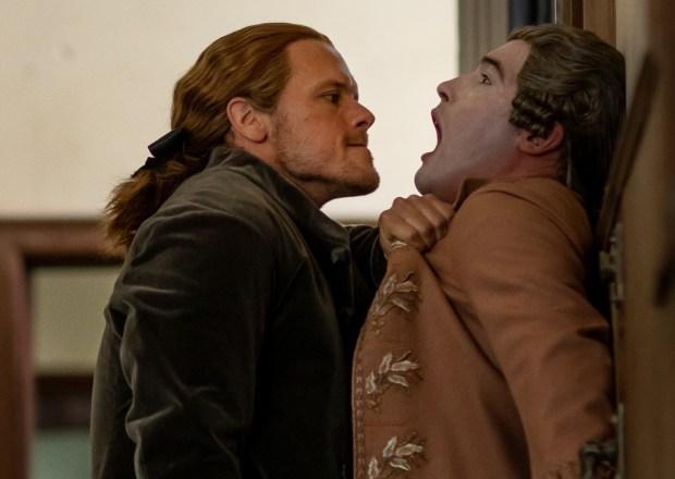 Outlander Recap Season 5 Episode 6 Better to Marry Than Burn