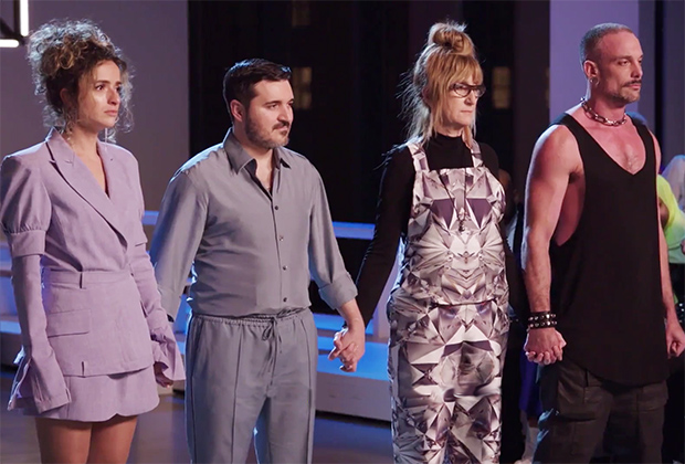 Project Runway Finale