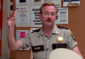 Reno 911 Revival Quibi Video