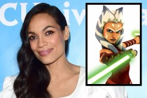 The Mandalorian Taps Rosario Dawson to Play Clone Wars Fan Favorite: Report