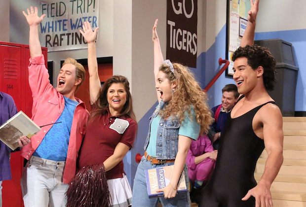 'Saved by the Bell' Revival