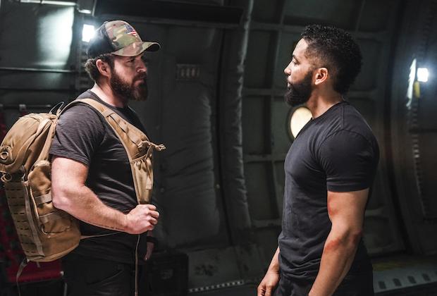 SEAL Team Recap Vic Kicked Off