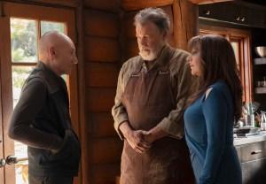 Star Trek Picard Episode 7 Jean Luc Riker Troi
