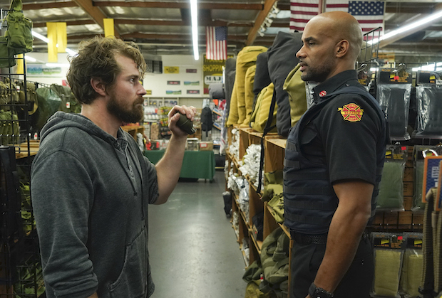 Station 19 Recap Season 3 Episode 9 Rigo Vasquez Dies