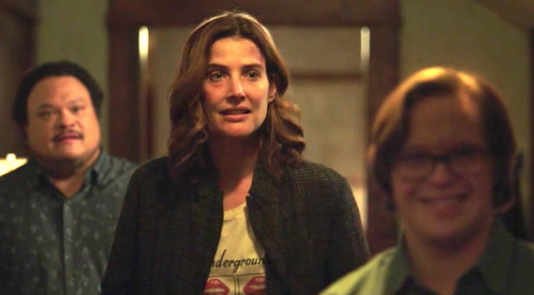 'Stumptown' Season 1 final scene