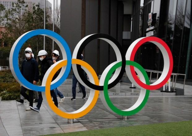 Summer Olympics Postponed Delayed Coronavirus Tokyo 2020