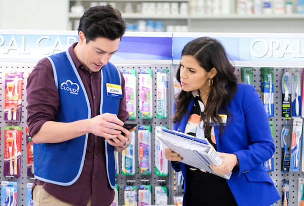 'Superstore' Jonah and Amy