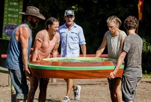 Survivor Winners at War Season 40 Episode 7