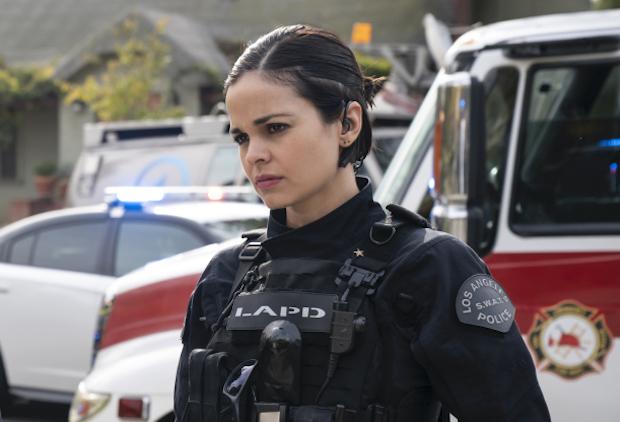 SWAT Lina Esco Preview