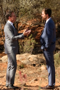 The Bachelor Finale Chris Harrison Peter