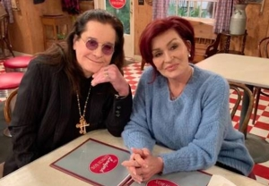 'The Conners' - Ozzy and Sharon Osbourne