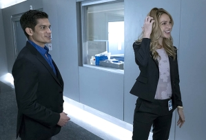 'The Good Doctor' - Neil Melendez and Jessica Preston in Season 1