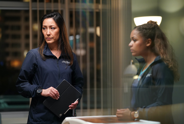 'The Good Doctor' - Audrey Lim and Claire Browne
