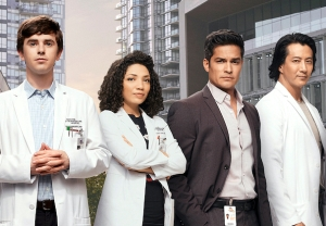 the good doctor shaun carly melendez park