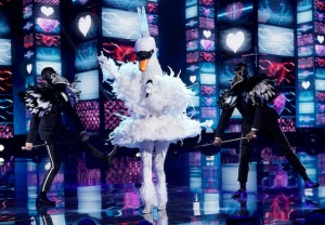 The Masked Singer Bella Thorne Swan Video Season 3