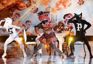 the-masked-singer-jojo-siwa-video-t-rex-season-3