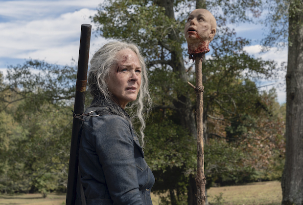 the-walking-dead-recap-season 10 episode 14 look at the flowers