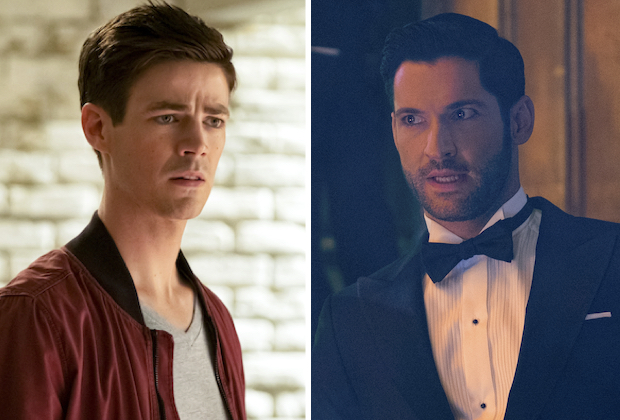 The Flash and Lucifer