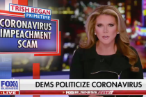 Fox Business and Trish Regan Part Ways, Weeks After Anchor's 'Coronavirus Impeachment Scam' Rant