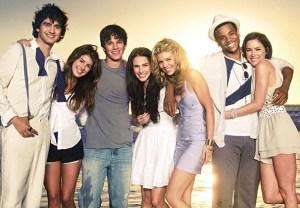 90210 Cast Reunion Video