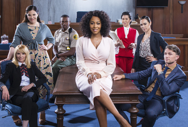All Rise Renewed Season 2 At Cbs Simone Missick Cast Reactions Tvline