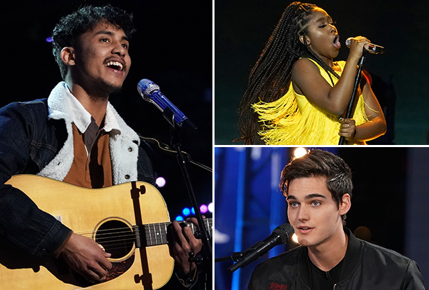 American Idol Season 18 Top 20