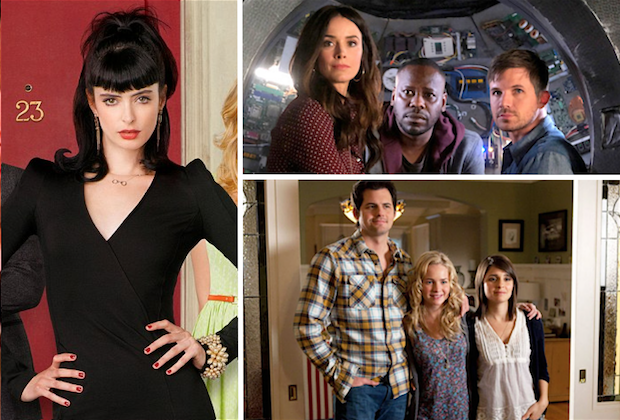 Best TV Shows Two Seasons Reader Picks