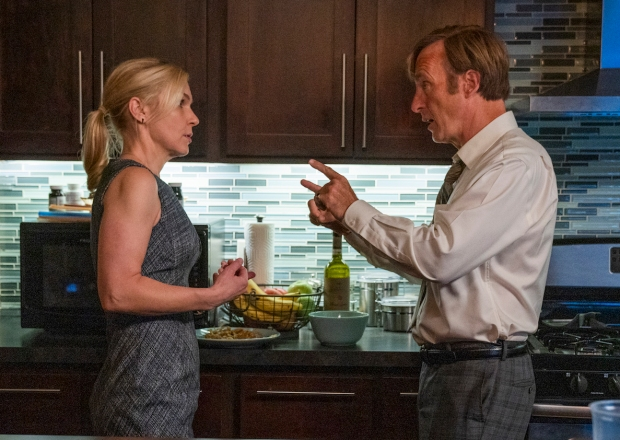 Better Call Saul Season 5 Finale Kim Jimmy