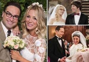 Big Bang Theory Weddings Supercut