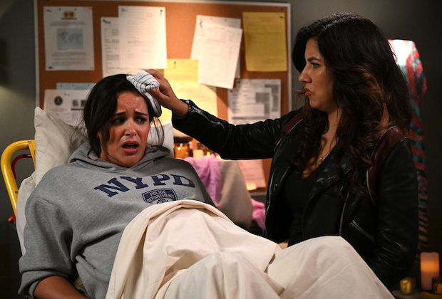 brooklyn nine nine season 7 episode 13 amy rosa