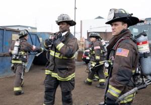 'Chicago Fire' Season 8, Episode 20 finale - NBC