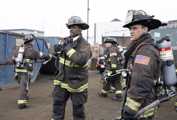 'Chicago Fire' Season 8, Episode 20 finale - NBC