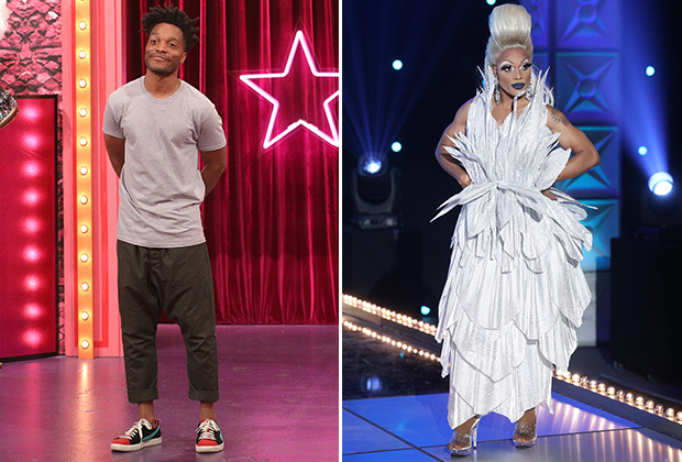 Drag Race Jermaine Fowler
