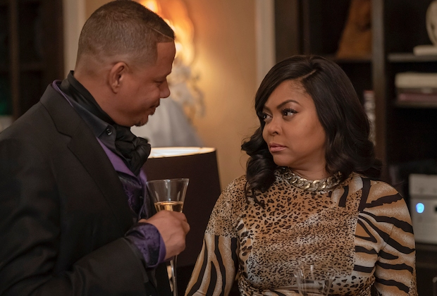 Terrence Howard and Taraji P. Hensen in Empire